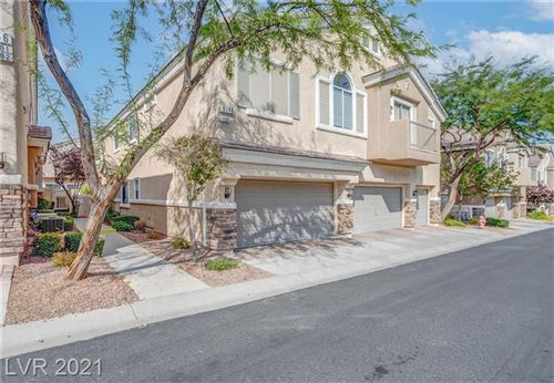 Photo of 9148 Forest Willow Avenue #103, Las Vegas, NV 89149 (MLS # 2344461)