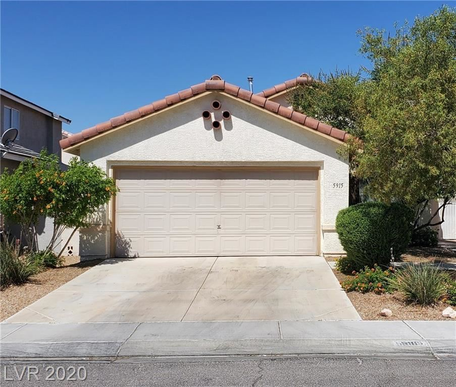 Photo of 5915 Red Dawn Street, North Las Vegas, NV 89031 (MLS # 2209461)