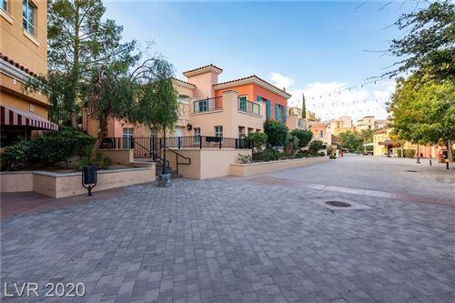 Photo of 30 Strada Di Villaggio #190, Henderson, NV 89011 (MLS # 2246462)