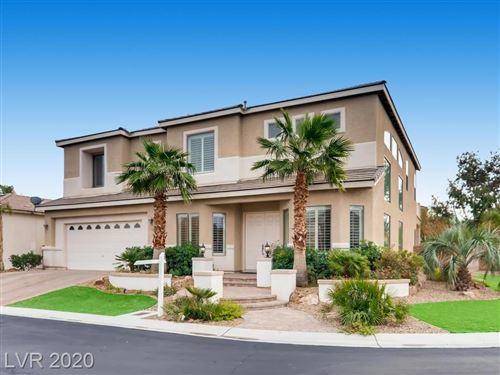 Photo of 7663 NOCHE OSCURA Circle, Las Vegas, NV 89139 (MLS # 2158464)