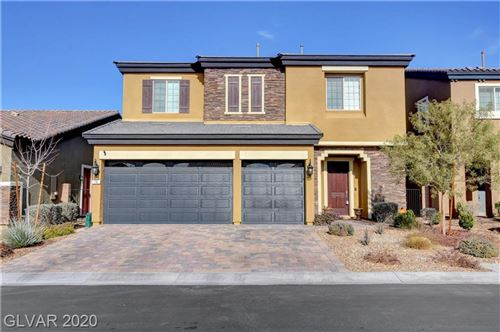Photo of 74 EINSTEIN RIDGE Way, Las Vegas, NV 89183 (MLS # 2165464)