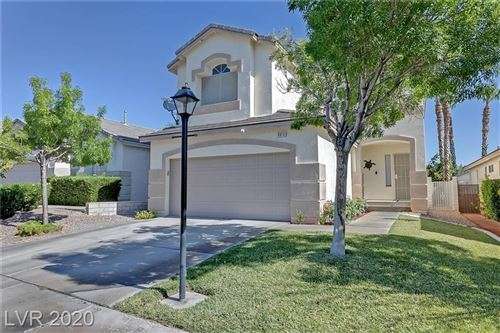 Photo of 8816 Crooked Shell Avenue, Las Vegas, NV 89143 (MLS # 2208464)