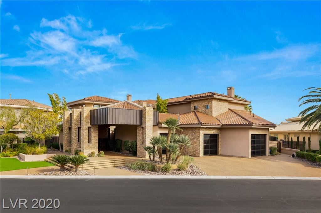 Photo of 5078 Spanish Hills Drive, Las Vegas, NV 89148 (MLS # 2217464)