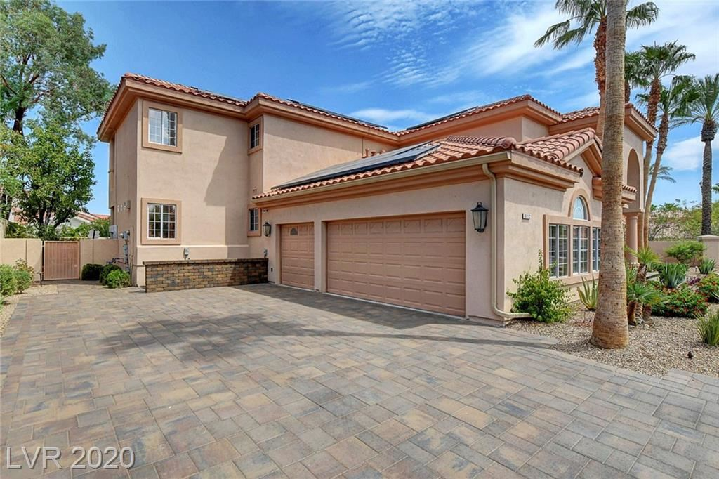 Photo of 8112 Sapphire Bay Circle, Las Vegas, NV 89128 (MLS # 2221464)