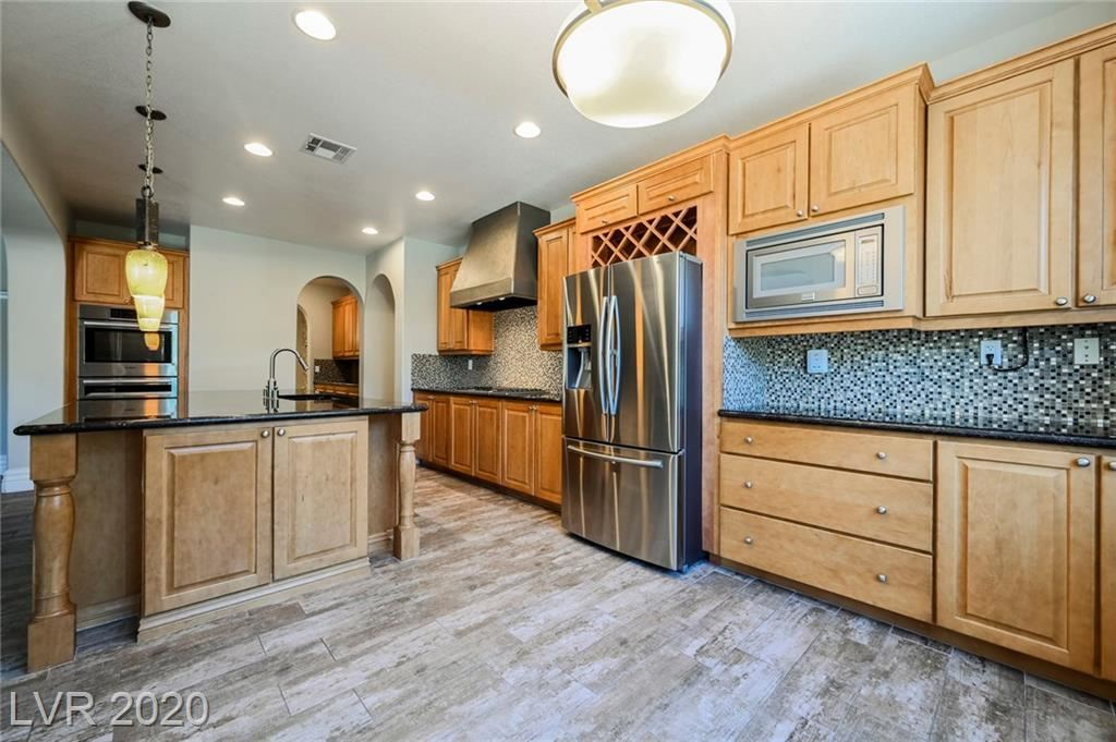 Photo of 247 Crooked Putter Drive, Las Vegas, NV 89148 (MLS # 2229464)