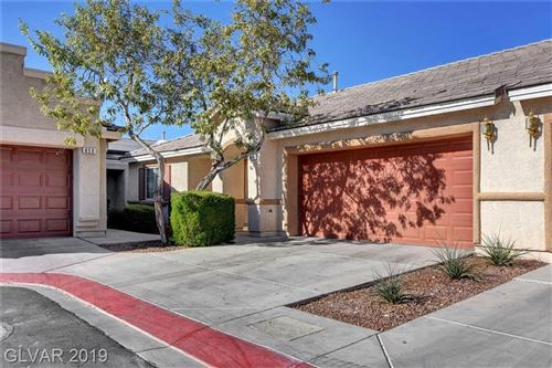 Photo of 846 APPLEBLOSSOM TIME Avenue, North Las Vegas, NV 89030 (MLS # 2154465)
