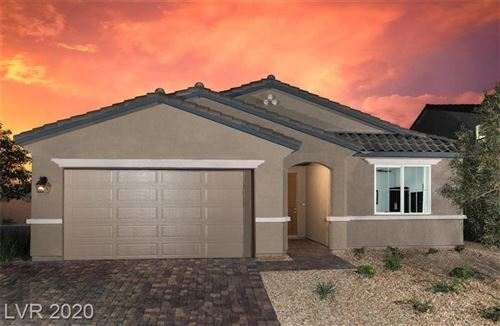 Photo of 207 Red Sandstone #lot 38, North Las Vegas, NV 89031 (MLS # 2187465)
