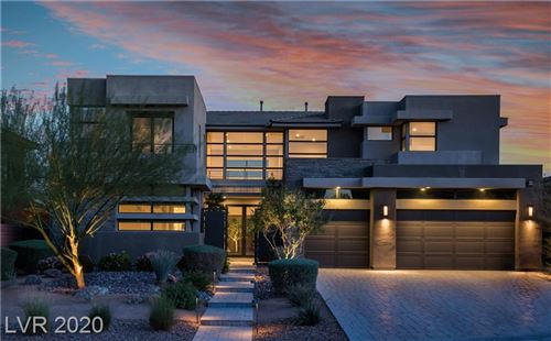 Photo of 35 Cranberry Cove, Las Vegas, NV 89135 (MLS # 2193465)