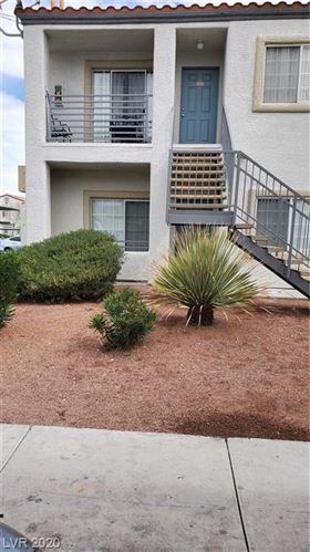 Photo of 3318 Decatur #1048, Las Vegas, NV 89130 (MLS # 2180466)
