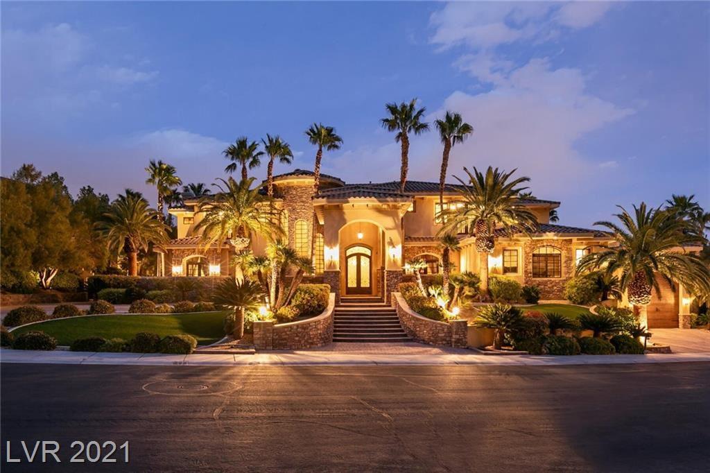 Photo of 2540 RED ARROW Drive, Las Vegas, NV 89135 (MLS # 2282466)