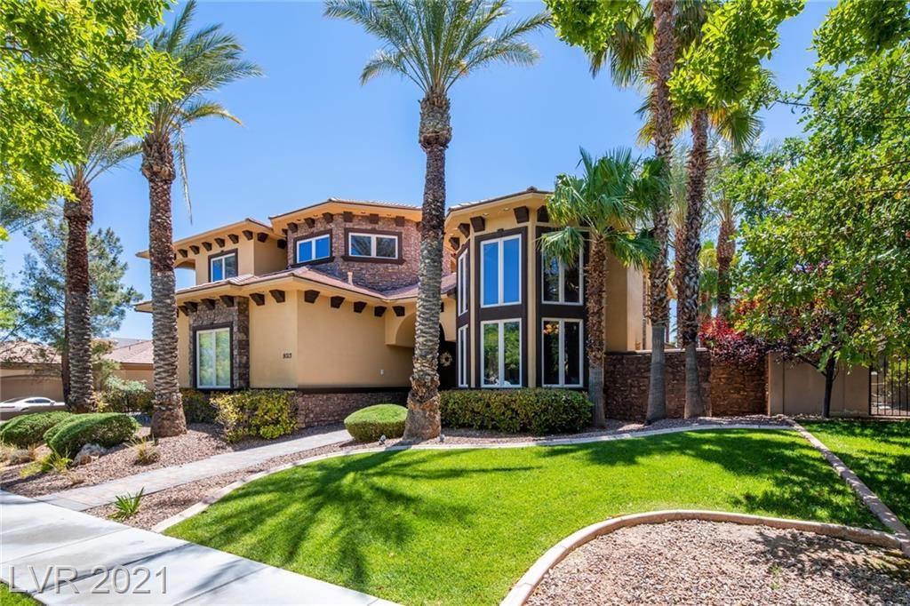 Photo of 9313 CANYON CLASSIC Drive, Las Vegas, NV 89144 (MLS # 2292467)