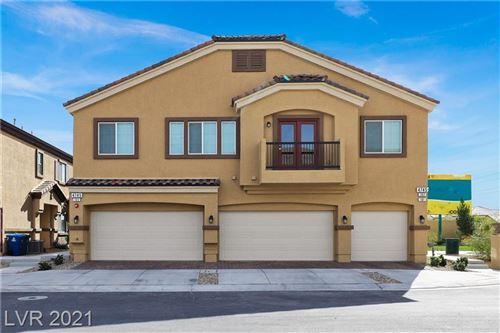 Photo of 4745 Ridgeley Avenue #103, North Las Vegas, NV 89084 (MLS # 2343468)