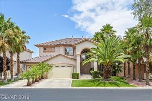 Photo of 5574 SAN FLORENTINE Avenue, Las Vegas, NV 89141 (MLS # 2115469)