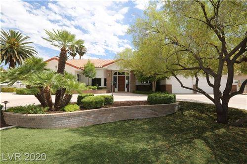 Photo of 11 Princeville Lane, Las Vegas, NV 89113 (MLS # 2214469)