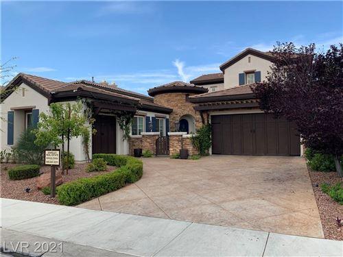 Photo of 2125 Alcova Ridge Drive, Las Vegas, NV 89135 (MLS # 2319469)