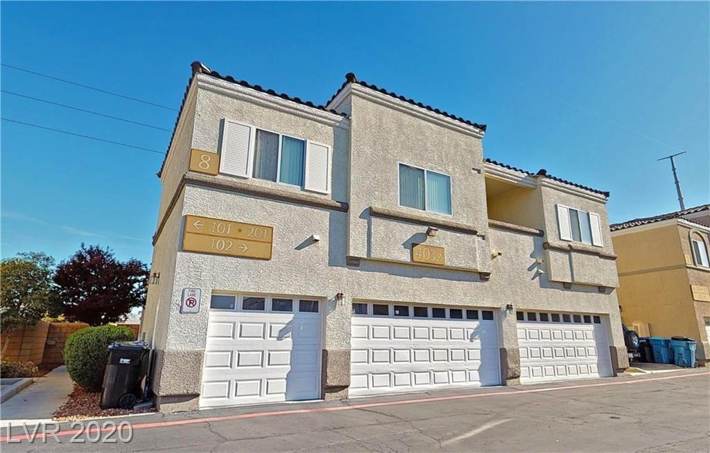 Photo of 4032 East Smokey Fog Avenue #101, North Las Vegas, NV 89081 (MLS # 2187469)