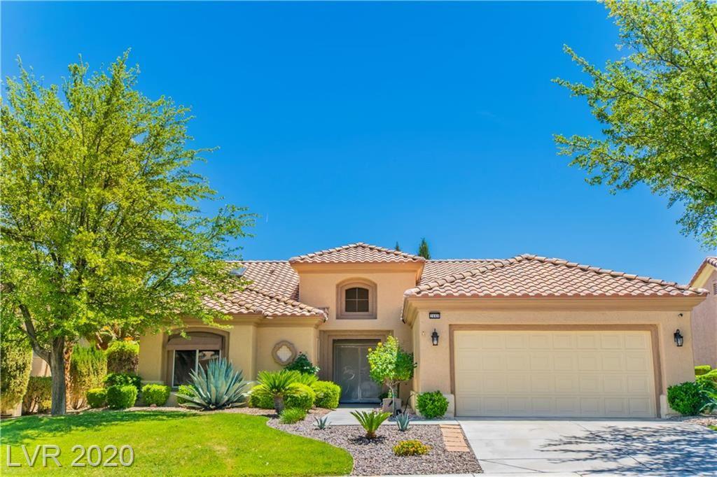 Photo of 2660 Crown Ridge Drive, Las Vegas, NV 89134 (MLS # 2199470)