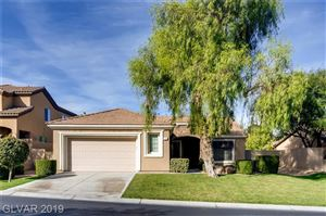 Photo of 9 STONEMARK Drive, Henderson, NV 89052 (MLS # 2146471)