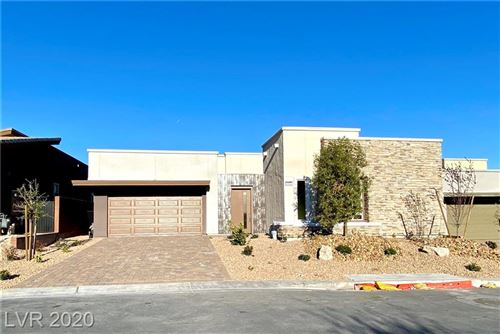 Photo of 6032 WILLOW ROCK Street, Las Vegas, NV 89135 (MLS # 2148471)