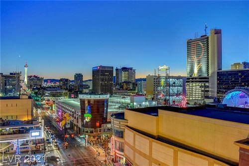 Photo of 150 North Las Vegas Boulevard #1107, Las Vegas, NV 89101 (MLS # 2273471)