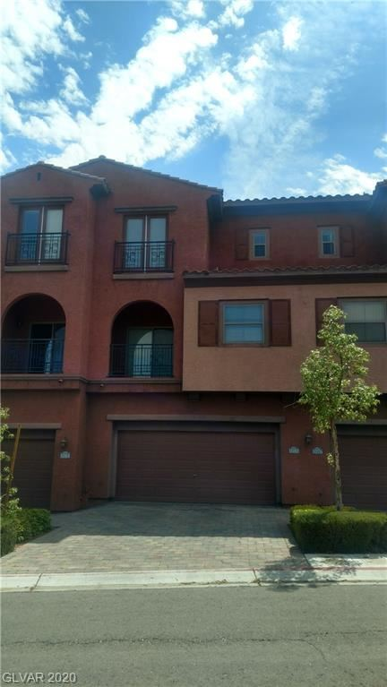 Photo of 1080 VIA CORTO, Henderson, NV 89011 (MLS # 2163471)