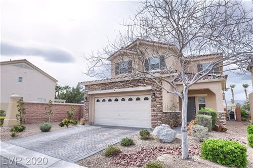 Photo of 270 Glacier Meadow, Las Vegas, NV 89148 (MLS # 2184472)