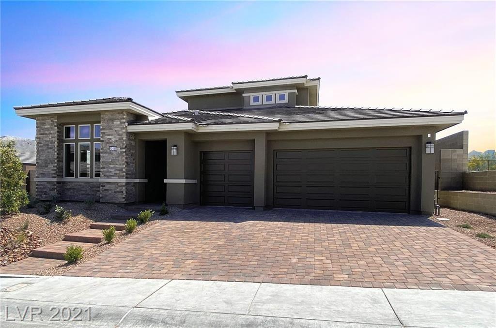 Photo of 12485 Skyracer Drive, Las Vegas, NV 89138 (MLS # 2262472)