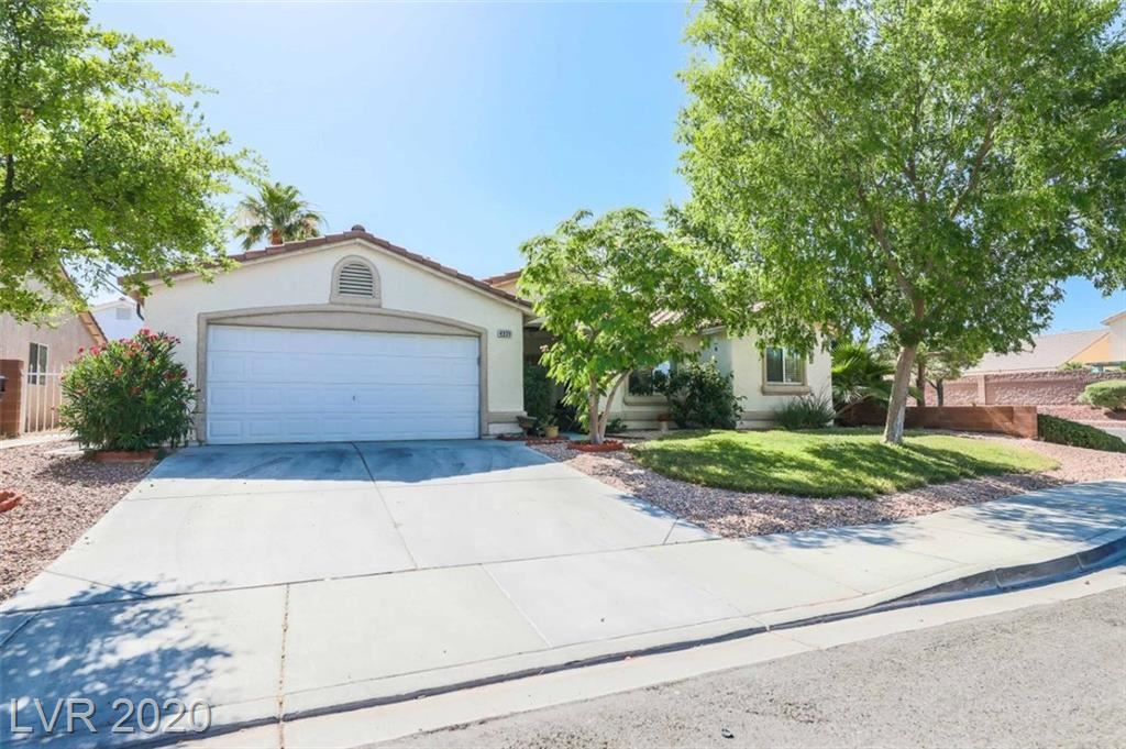Photo of 4939 Pearl Mountain, North Las Vegas, NV 89031 (MLS # 2205474)
