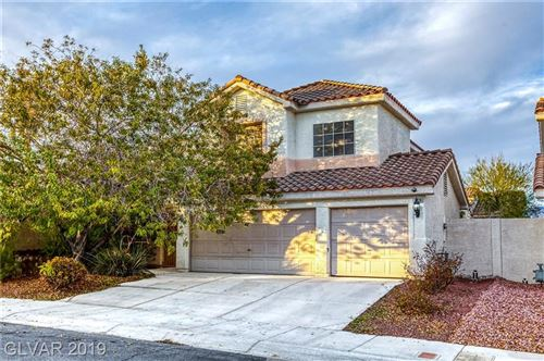 Photo of 7724 SANCTION Avenue, Las Vegas, NV 89131 (MLS # 2158475)