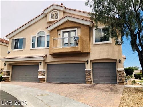 Photo of 2390 YELLOWSTONE CREEK Drive #103, Las Vegas, NV 89183 (MLS # 2208475)