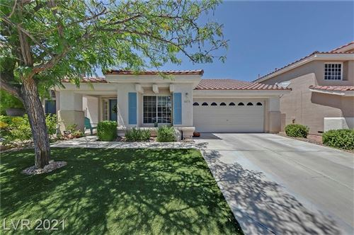 Photo of 1871 Mesquite Canyon Drive, Henderson, NV 89012 (MLS # 2295475)
