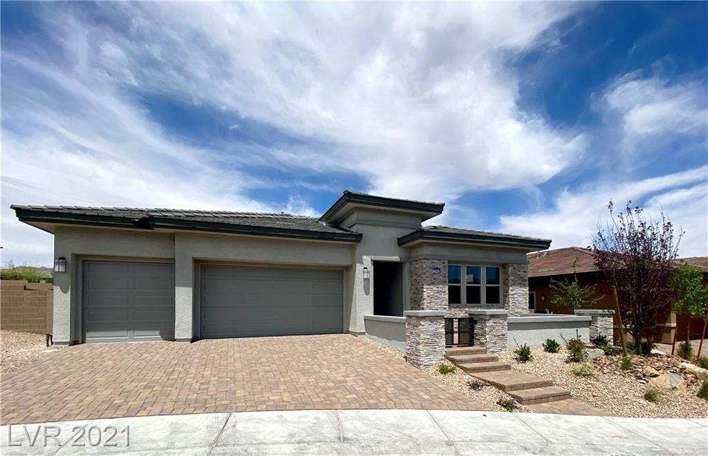 Photo of 12462 Brass Ridge Drive, Las Vegas, NV 89138 (MLS # 2262475)
