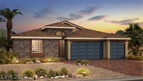Photo of 5756 IRELAND RIDGE Street #Lot 33, Las Vegas, NV 89149 (MLS # 2188476)