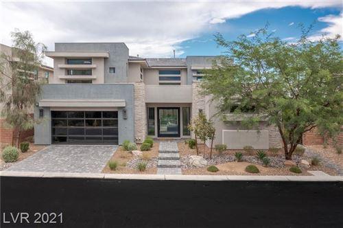 Photo of 10 Garden Rain Drive, Las Vegas, NV 89135 (MLS # 2318476)