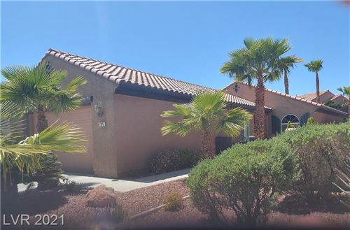Photo of 705 Indian Garden Street, Las Vegas, NV 89138 (MLS # 2292477)