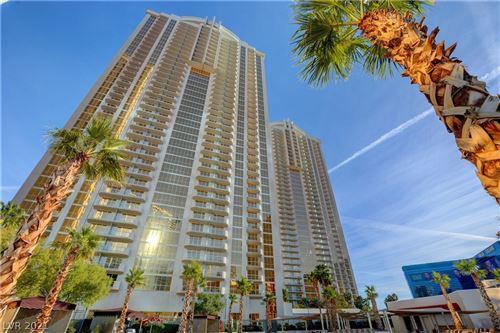 Photo of 145 East Harmon Avenue #3308, Las Vegas, NV 89109 (MLS # 2340477)
