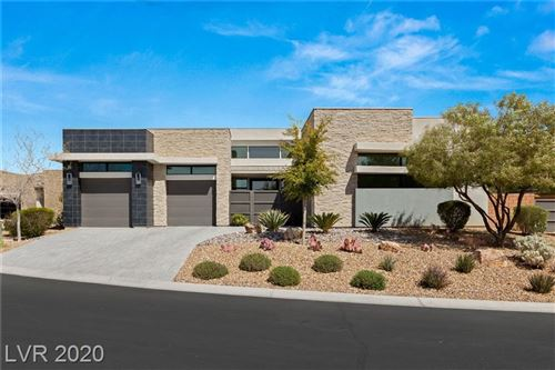 Photo of 85 GLADE HOLLOW Drive, Las Vegas, NV 89135 (MLS # 2187478)