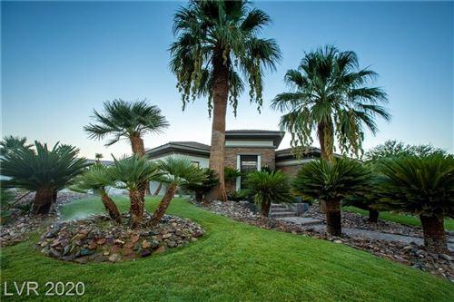 Photo of 3405 Turtle Head Peak Drive, Las Vegas, NV 89135 (MLS # 2224479)