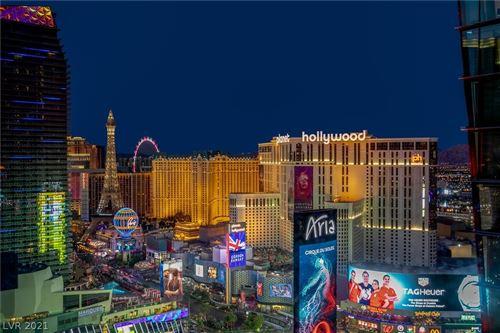 Photo of 3726 Las Vegas Boulevard #1611, Las Vegas, NV 89158 (MLS # 2330479)