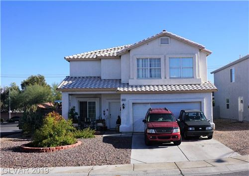 Photo of 3332 BECA FAITH Drive, North Las Vegas, NV 89032 (MLS # 2157480)