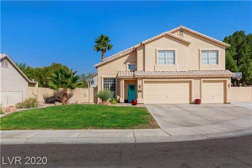 Photo of 4024 Bliss Canyon Court, Las Vegas, NV 89129 (MLS # 2233480)