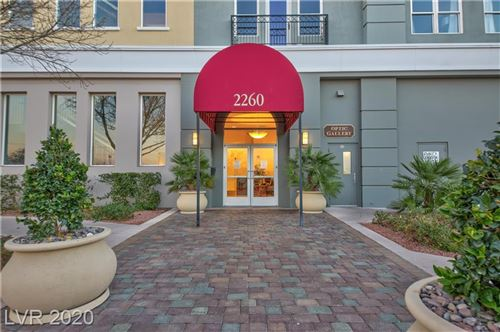 Photo of 2260 Village Walk Drive #1204, Henderson, NV 89052 (MLS # 2257480)