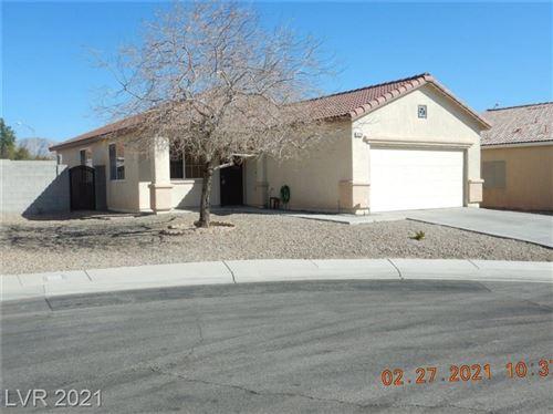 Photo of 3216 STANDING BEAR Court, North Las Vegas, NV 89031 (MLS # 2273480)
