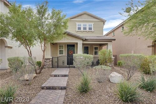 Photo of 3045 Camino Rico Avenue, Henderson, NV 89044 (MLS # 2249481)