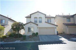Photo of 11008 AFRICAN SUNSET Street, Henderson, NV 89052 (MLS # 2127482)