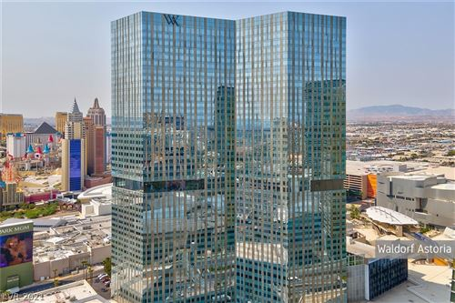 Photo of 3750 South LAS VEGAS Boulevard #2908, Las Vegas, NV 89158 (MLS # 2323483)