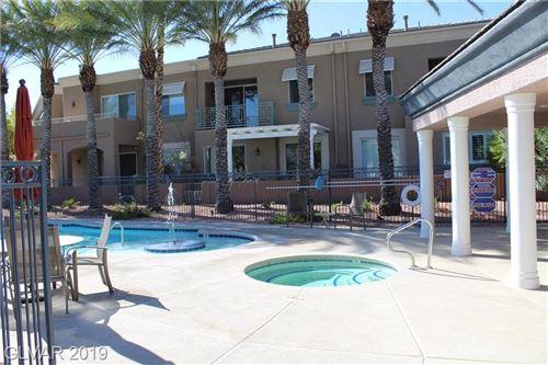 Photo of 9410 LAGUNA NIGUEL Drive #103, Las Vegas, NV 89134 (MLS # 2154484)