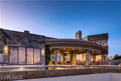 Photo of 11725 Evergreen Creek Lane, Las Vegas, NV 89135 (MLS # 2248484)