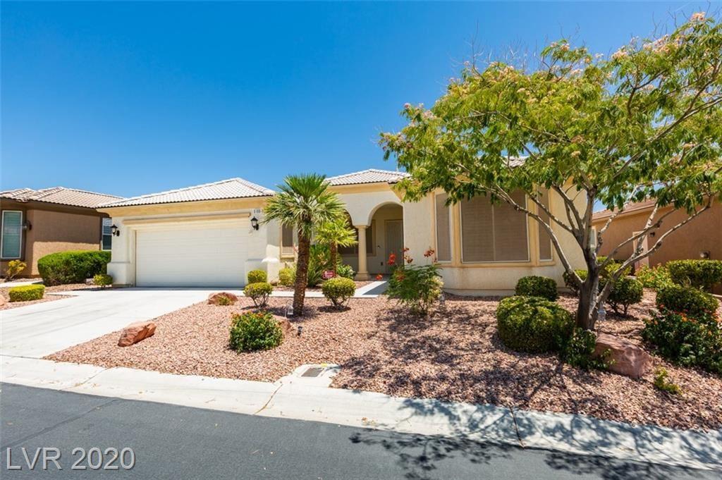 Photo of 5100 Vincitor Street, Las Vegas, NV 89135 (MLS # 2208484)