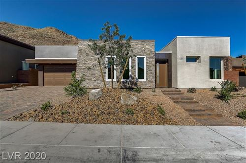 Photo of 6307 MOJAVE SKY Street, Las Vegas, NV 89135 (MLS # 2148485)